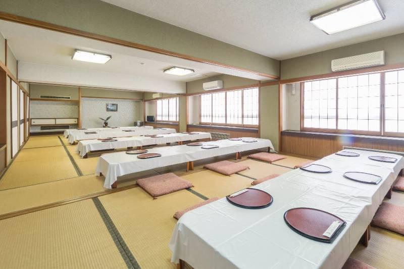 松竹梅の間 約35畳 松栄第二別館
