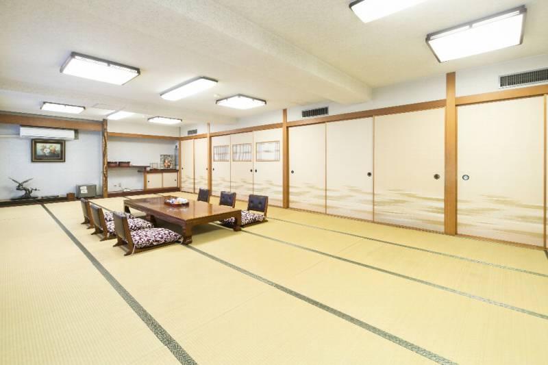 末広の間 約27畳 松栄第二別館